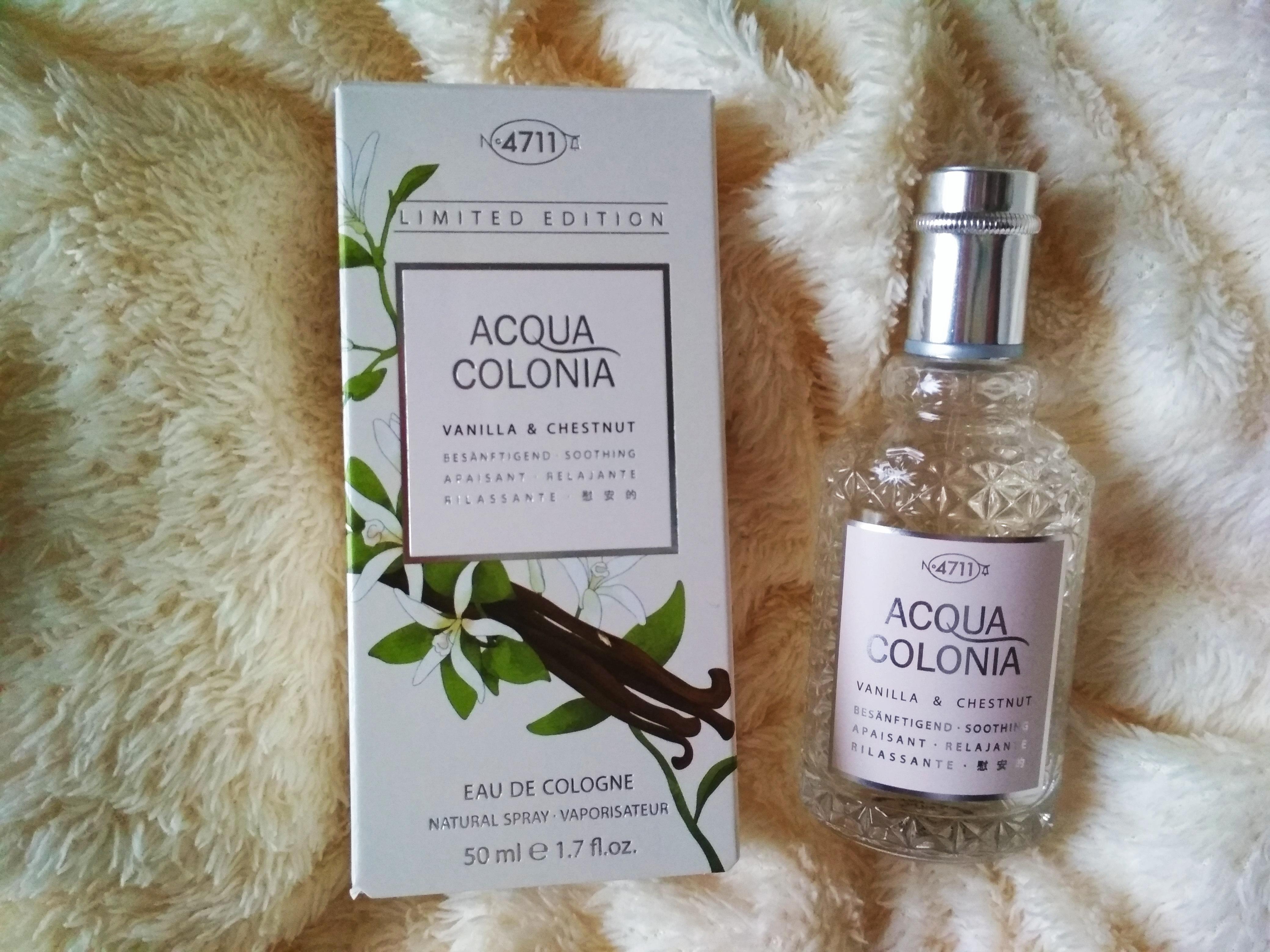 4711 Acqua Colonia Vanilla&Chestnut