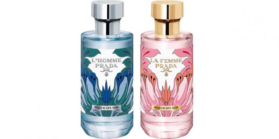 L'Homme & La Femme Water Splash, Prada 2019