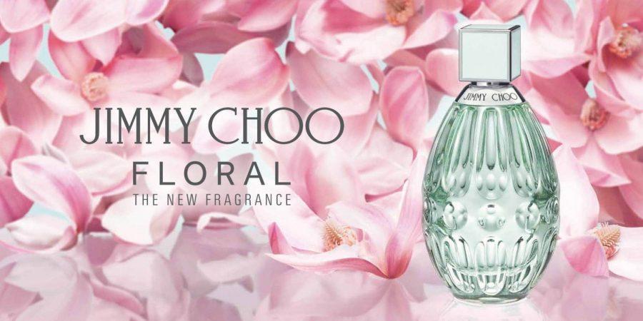 Kampaň Jimmy Choo Floral 2019
