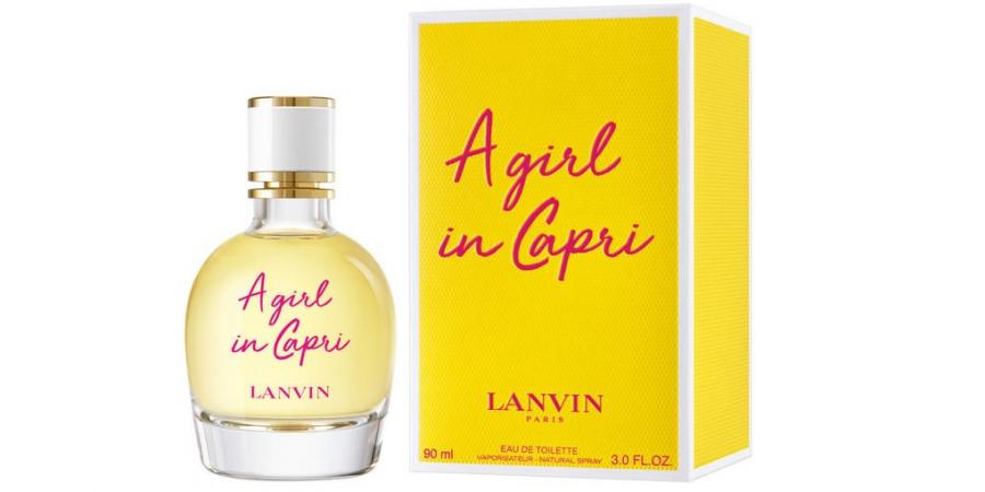 Lanvin - A Girl In Capri recenze