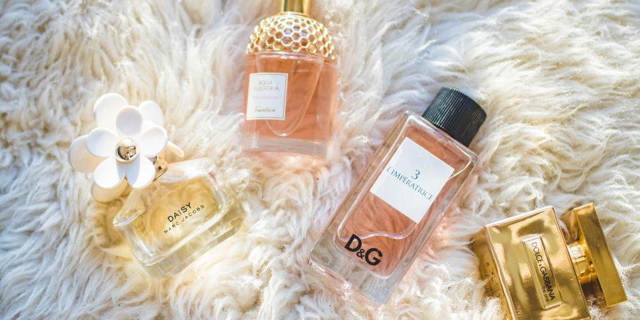 Novinky v parfumérii